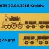 """Zaproszenie do udziału w grze miejskiej """"Fair Train"""" w Krakowie!"""
